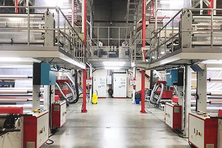 Smart Flexible Packaging ® : Success through state-of-art equipment from PLASCO
