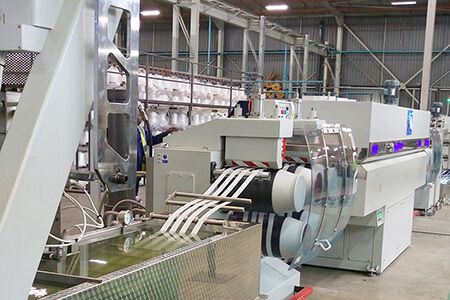 South African – Bidvest Afcom produce machine grade strap with PLASCO