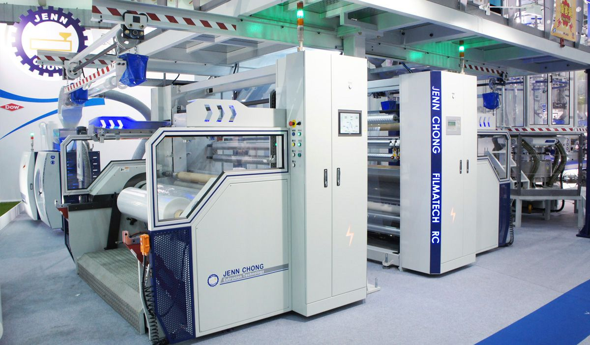 JC-CX Series Blown Film Extrusion Line