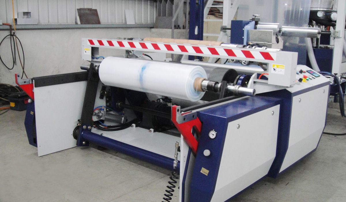 JC-LH Series Blown Film Extrusion Line